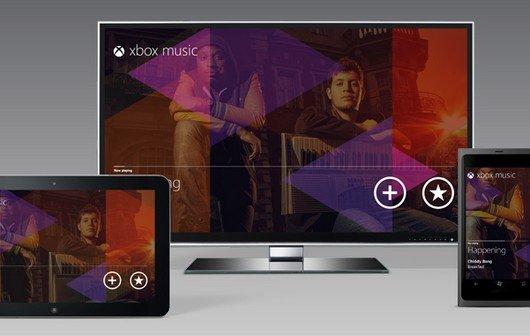 Xbox Music: Windows 8 kommt mit kostenloser Musik-Flatrate
