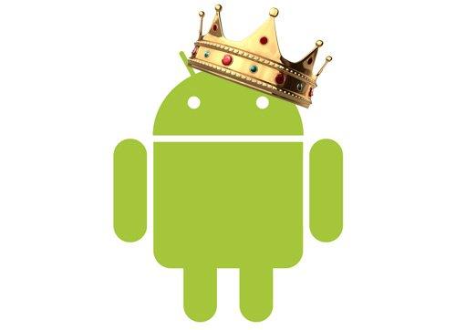 Android: 50% Marktanteil in Deutschland, Samsung ist Nr. 1