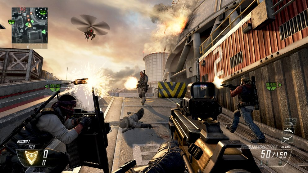 Call of Duty - Black Ops 2: Trailer zum Revolution DLC