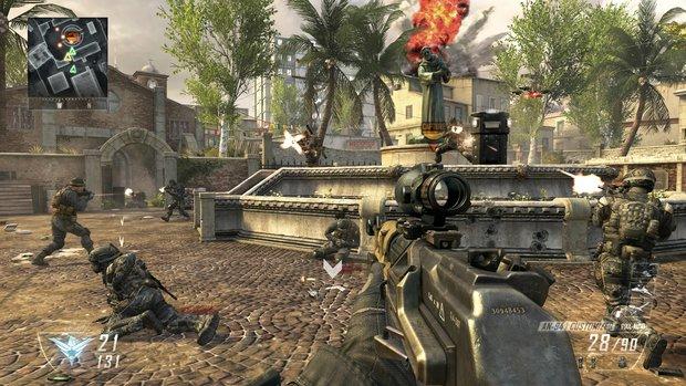 Call of Duty - Black Ops 2: Revolution DLC ab sofort auf Xbox Live