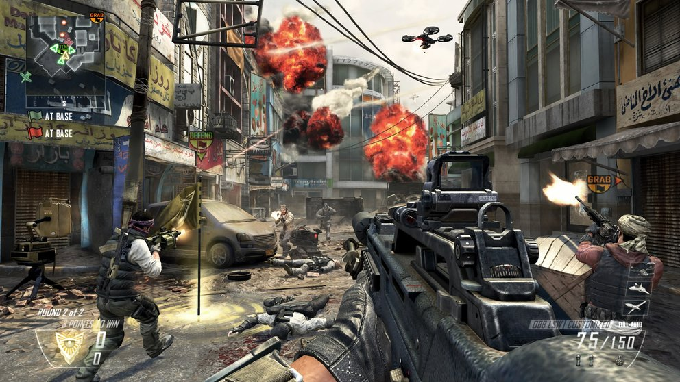 Call of Duty - Black Ops 2: 500 Millionen $ Umsatz in 24 Stunden