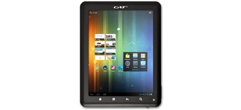 """Cat Nova 8"""" Tablet mit Android 4.0 versandkostenfrei für 99,00 Euro"""