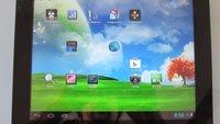 Chuwi V99 - Sehr günstiges 9,7 Zoll Tablet mit 2048 x 1536 Pixel