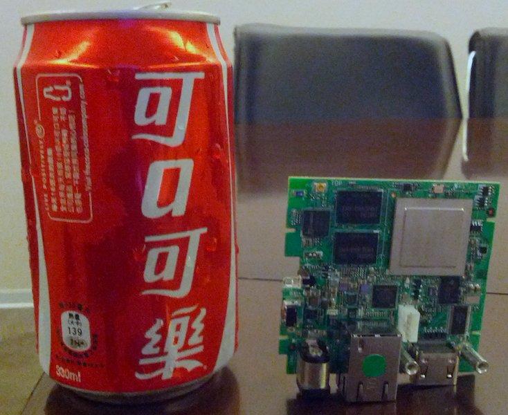Coke-ouya