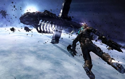 Dead Space 3: Video zeigt die Kinect-Funktion