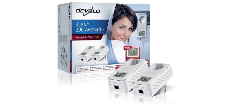 Ausgewählte Devolo-Netzwerkprodukte mit 10 % Rabatt