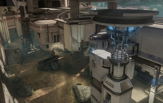 Halo 4: Crimson Map Pack im Trailer