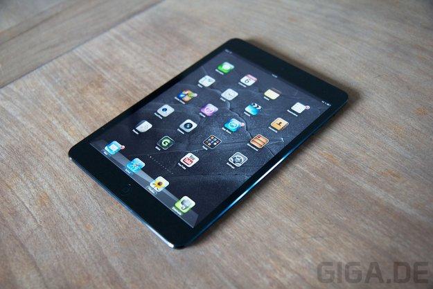 iPad mini und iPad 4 mit LTE: Erste Vorbesteller sollen Geräte am 21. November bekommen