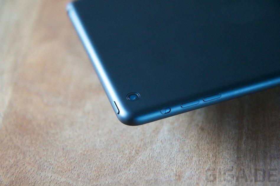 iPad mini Kameras