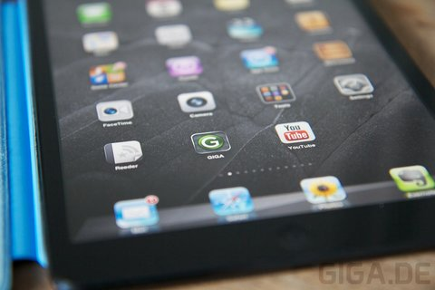 iPad mini - Touchscreen
