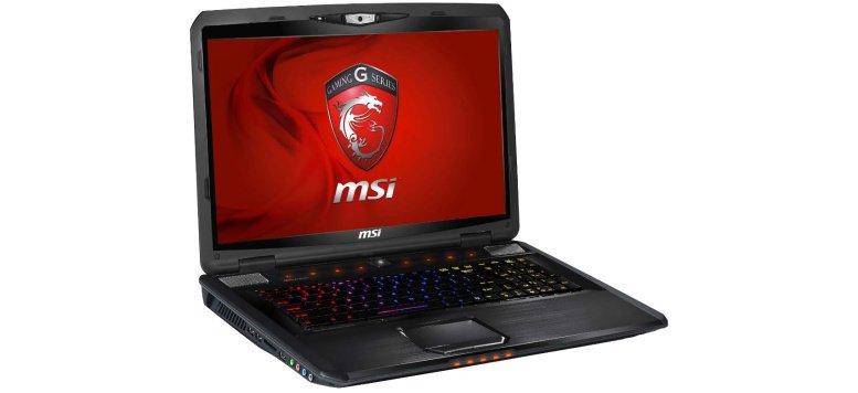 MSI Gaming GT70-75287B incl. Demolition Rucksack für 1399 Euro