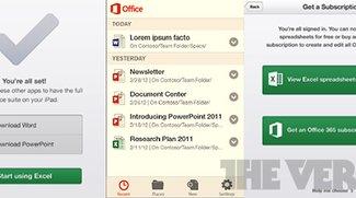 Office für iOS: Microsoft verplappert sich in Support-Dokumenten