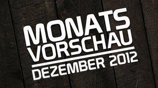 Monatsvorschau - Dezember 2012