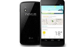 Nexus 4: Alle Infos und technischen Details