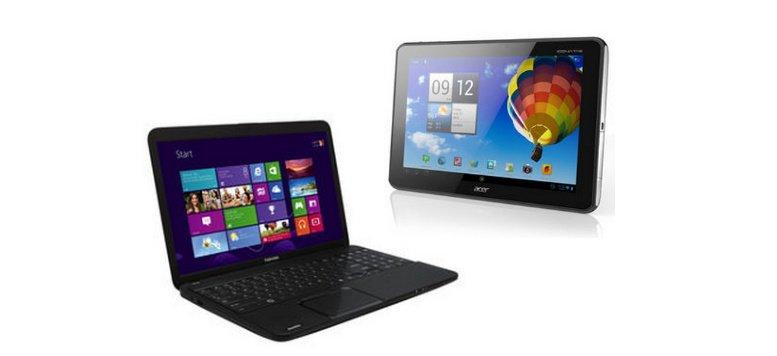 Hardware und Zubehör zum Sonderpreis bei Notebooksbilliger
