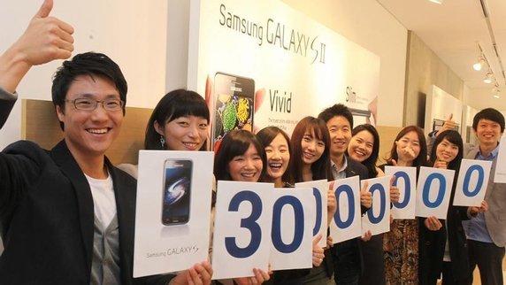 Samsung verkauft 30 Millionen Galaxy S3 in 150 Tagen