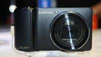 Samsung Galaxy Kamera ab 22. November verfügbar