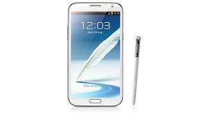 Samsung Galaxy Note 2 N7100 Bedienungsanleitung