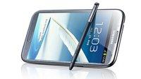 Samsung Galaxy Note 3 kommt mit 5,9-Zoll-Display und Octa-Core-CPU (Gerücht)