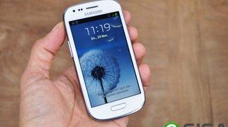 Samsung Galaxy S3 Mini: Hands-On