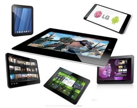 Über 8 Millionen Deutsche nutzen ein Tablet