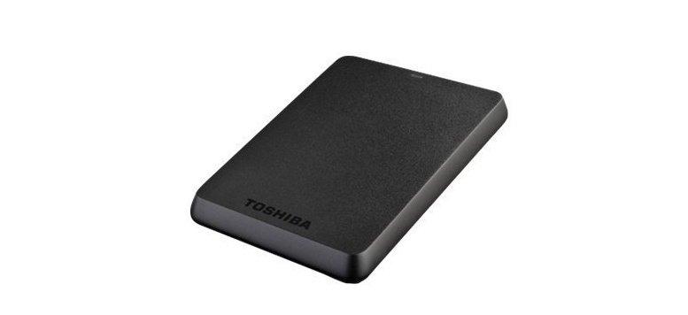 Toshiba StorE BASICS mit 1 TB und USB 3.0 für 66,00 Euro bei Ebay