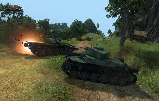 World of Tanks: Nächstes Update führt chinesische Panzer ein