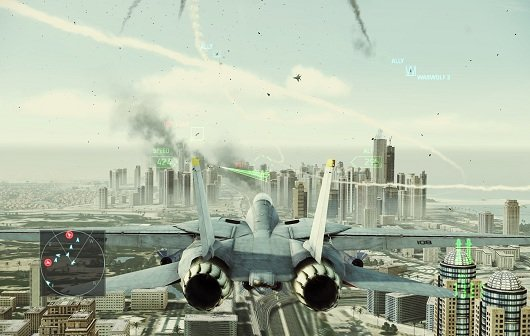 Ace Combat - Assault Horizon: PC-Version kommt Anfang 2013