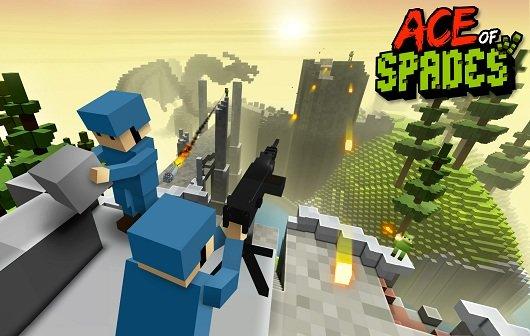 Ace of Spades: Jagex veröffentlicht Voxel Shooter im Dezember