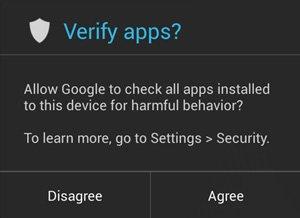 Android 4.2 Sicherheit