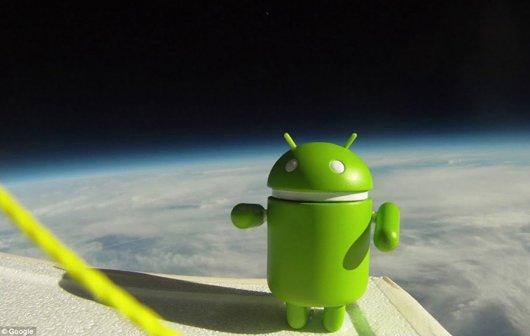 Android baut seine Marktführung weiter aus