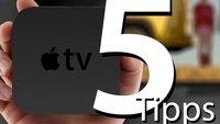 Apple TV 3 und 2: 5 Tipps für eine bessere Nutzung
