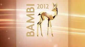 Bambi-Gewinner 2012: Cro, Salma Hayek, Felix Baumgartner - die Gala im Live-Stream