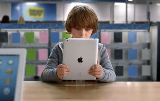 Neuer Apple-Werbespot von Best Buy: Auf der Suche nach dem Weihnachtsmann