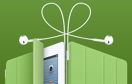 Black Friday 2012: Apple stimmt die Kunden ein