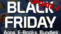 Black Friday: Apps für iPhone, iPad und Mac im Sonderangebot [Update 3]