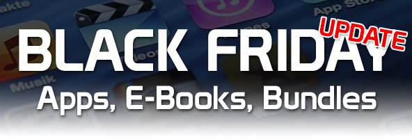 Black Friday - Software-Sonderangebote