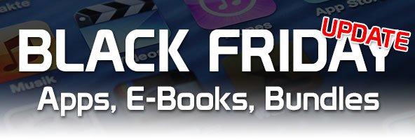 Black Friday - Software-Sonderangebote