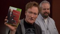 Clueless Gamer: Conan O'Brien zockt Hitman Absolution