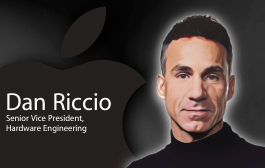 Dan Riccio: Mr. Hardware bei Apple