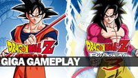 GIGA Gameplay - DragonBall Z HD-Collection