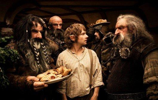 Der Hobbit: Eine unerwartete Reise (TM) - Gewinnspiel und Schatzsuche!