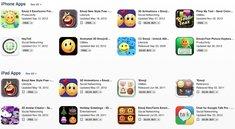 Apple entfernt Emoji-Apps aus dem App Store