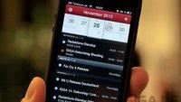 Fantastical: Empfehlenswerte Kalender-App seit heute auch fürs iPhone