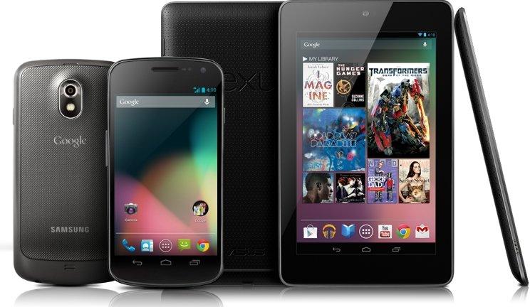 Nexus 7: Außerhalb des Play Stores ungefähr so teuer wie darin