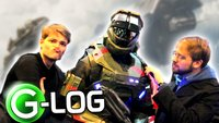 G-Log #7 - Die nie gesendete Halloween-Folge, Halo 4 Fan-Event