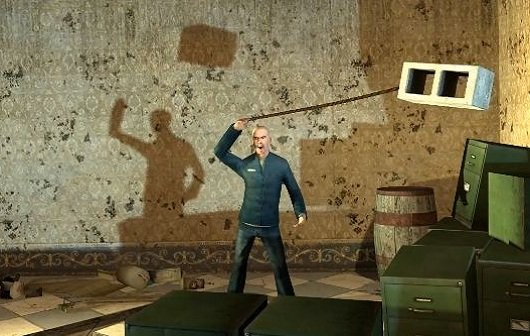 Garry's Mod: Bekommt Kinect Support