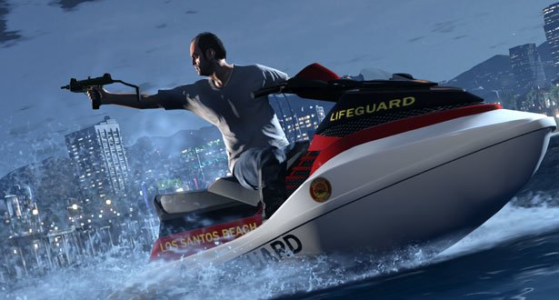 GTA 5: Neuer Screenshot aufgetaucht