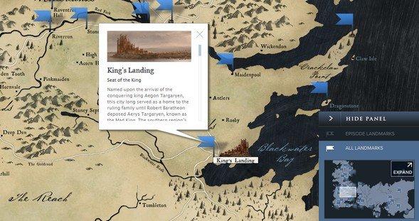 Game Of Thrones Landkarte Englisch Und Deutsch Und U Bahn