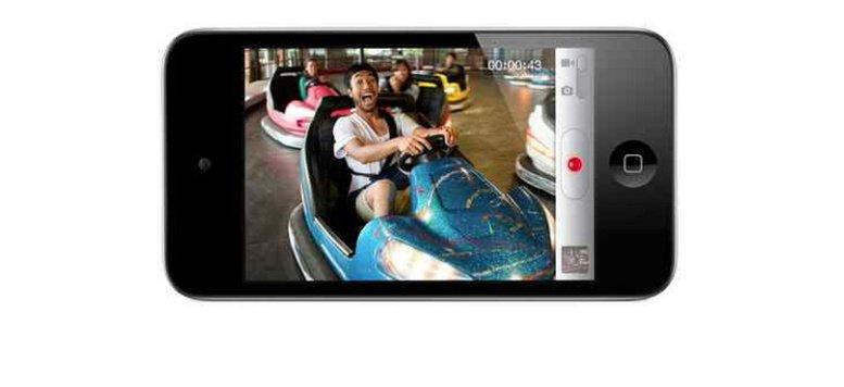 iPod touch (4. Generation) mit 8 GB für 154,99 Euro bei Ebay